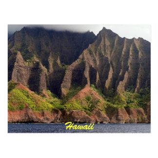 Na'Pali Coast Postcard