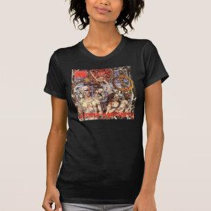 Napalm Death - Utopia Banished girls shirt