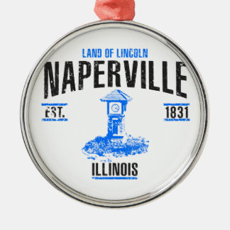 Naperville Christmas Ornament