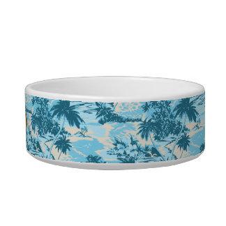 Napili Bay Hawaiian Pet Bowls