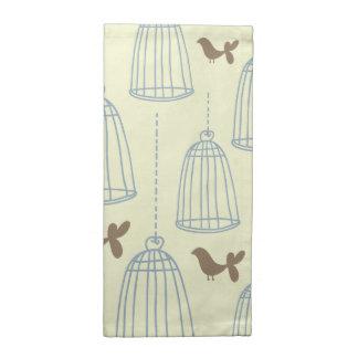 Napkin Birds