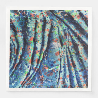 napkin, marbling disposable napkins