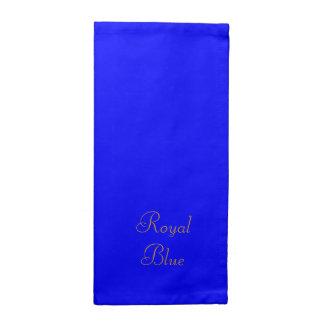 Napkins Royal Blue