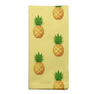 Napkins Set-Tropical Pineapple