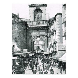 Naples 1908 Porta Capuano Post Cards
