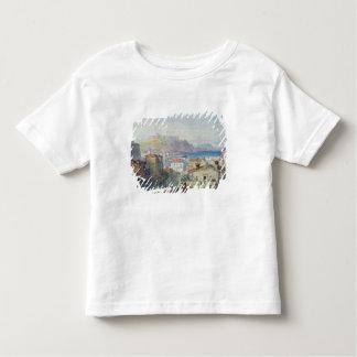 Naples, 19th century; watercolour; toddler T-Shirt