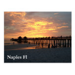 naples fl photograph sunset postcards