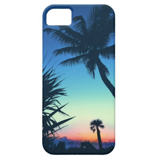 Naples FL Sunset Palms II Barely There iPhone 5 Case
