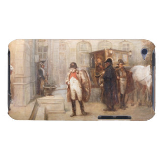 Napoleon after Waterloo (oil on canvas) Barely There iPod Cases