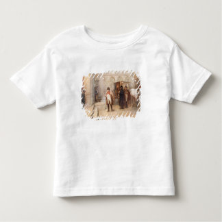 Napoleon after Waterloo (oil on canvas) Toddler T-Shirt