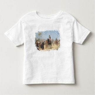 Napoleon Arriving at an Egyptian Oasis (oil on can Shirt