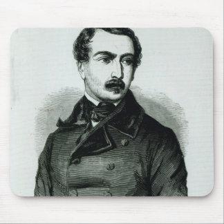 Napoleon Bonaparte as Representative of People Mouse Pad