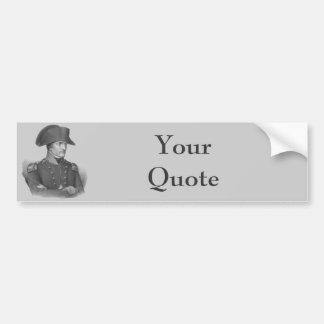 Napoleon Bonaparte Bumper Sticker