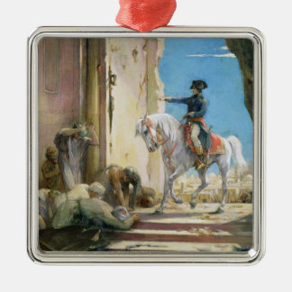 Napoleon Bonaparte Christmas Ornament