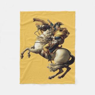 Napoléon Bonaparte Fleece Blanket