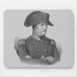 Napoleon Bonaparte Mouse Pad