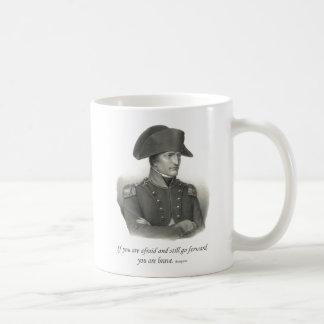 Napoleon Bonaparte Basic White Mug