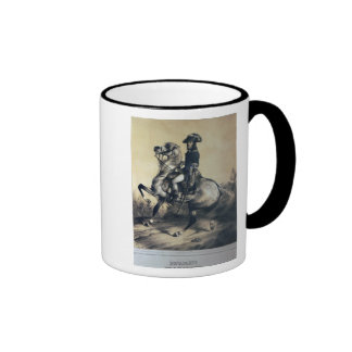 Napoleon Bonaparte Ringer Coffee Mug