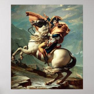 Napoleon Bonaparte on Horseback Posters