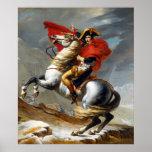 Napoleon Bonaparte Painting by Jacques-Louis David
