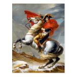 Napoleon Bonaparte Painting by Jacques-Louis David Post Cards