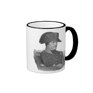 Napoleon Bonaparte Ringer Mug