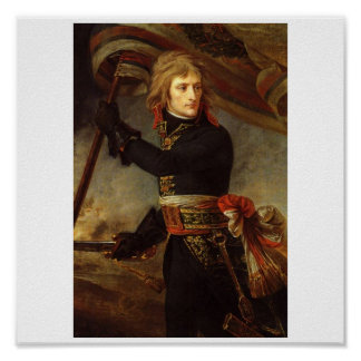 Napoleon by Antoine Jean Gros Print