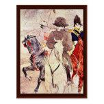Napoleon By Toulouse-Lautrec Henri De Post Cards