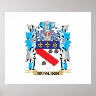 Napoleon Coat of Arms - Family Crest Print