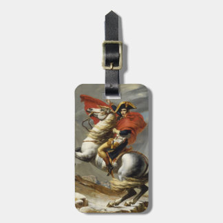 Napoleon Crossing the Grand Saint-Bernard Pass Bag Tags