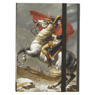 Napoleon Crossing the Grand Saint-Bernard Pass iPad Air Case