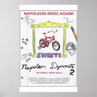Napoleon Dynomite 2!!! Poster