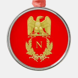 Napoleon I Imperial Eagle Emblem on ornament