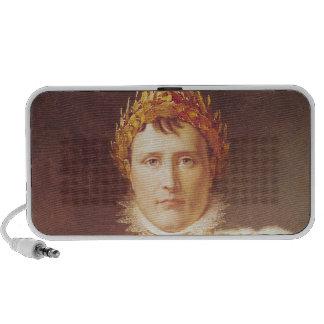 Napoleon I in Coronation Robes c 1804 PC Speakers