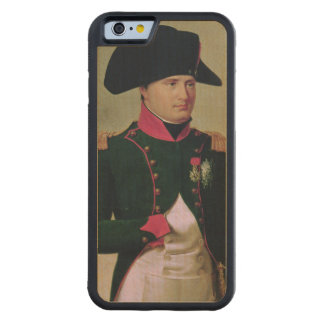 Napoleon I  in Front of the Chateau de Malmaison Carved® Maple iPhone 6 Bumper