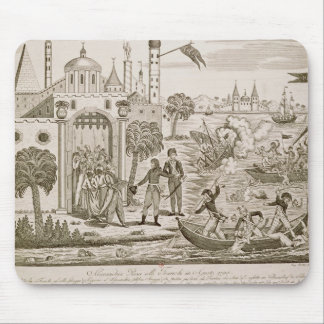 Napoleon I  Landing in Alexandria, 2nd July 1798 Mouse Mat