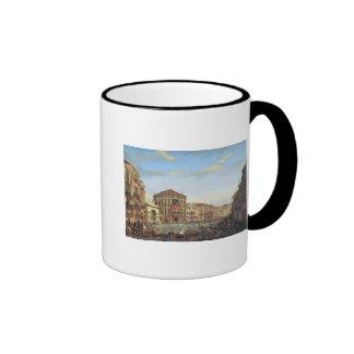 Napoleon I  Presiding over a Regatta in Venice Coffee Mug