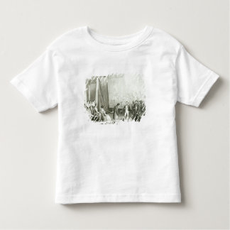 Napoleon I  Visiting the Studio of David Toddler T-Shirt