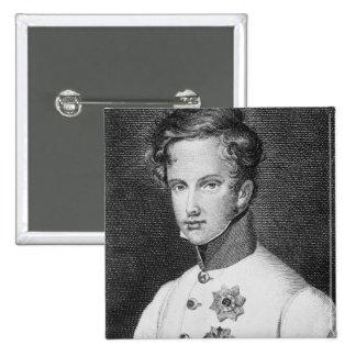 Napoleon II, Francois Charles Joseph 15 Cm Square Badge