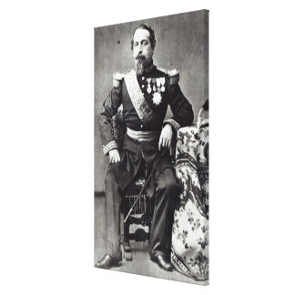 Napoleon III, 1860-70 Canvas Print