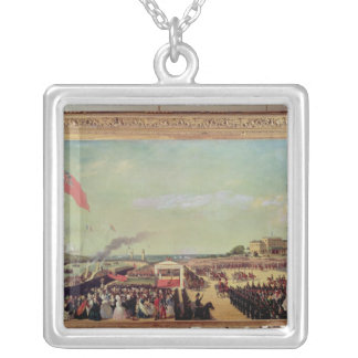 Napoleon III Welcoming Queen Victoria Necklace