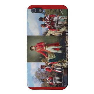 """Napoleon """"Imagination Rules"""" Wisdom Gifts Etc iPhone 5 Cover"""