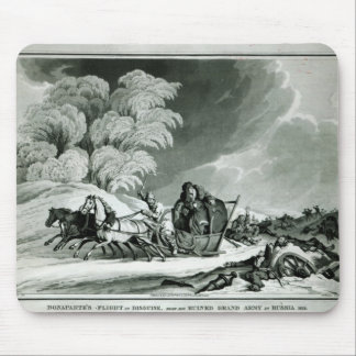 Napoleon in disguise mouse mat