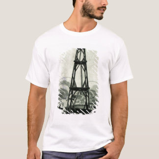 Napoleon in his observatory T-Shirt