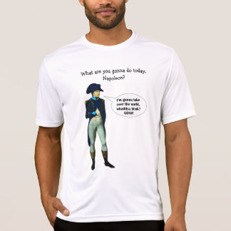 Napoleon is Dynamite! Tees