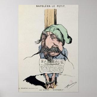 Napoleon le Petit' Poster