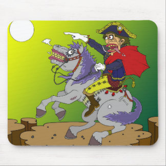 Napoleon on Rampage Extended Mouse Pad