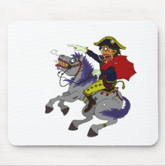 Napoleon on rampage mousemats