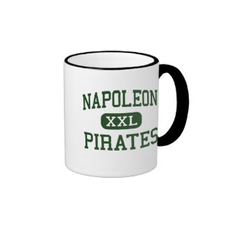 Napoleon - Pirates - High - Napoleon Michigan Mug