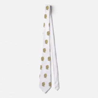 Napoleon Profile Tie